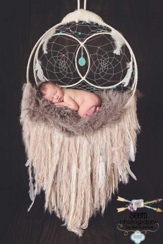Dreamcatcher Newborn SEEM photography