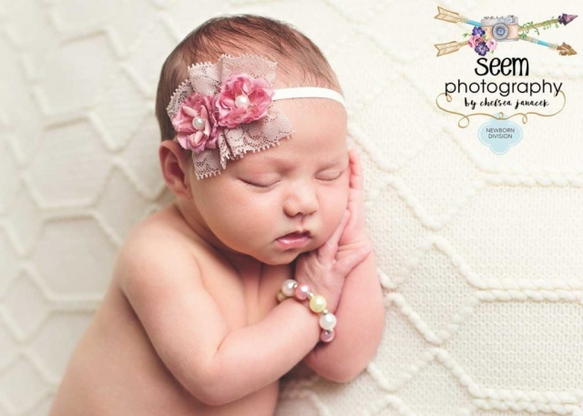 Headband Newborn SEEM photography