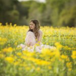 Houston Photographers Yellow Field - SEEM photography