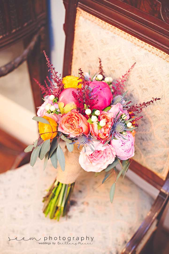 Houston Wedding Photographers SEEM photography Bouquet