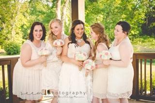 Houston Wedding Photographers SEEM photography Bridesmaids Laughing