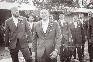 Houston Wedding Photographers SEEM photography Groom Group