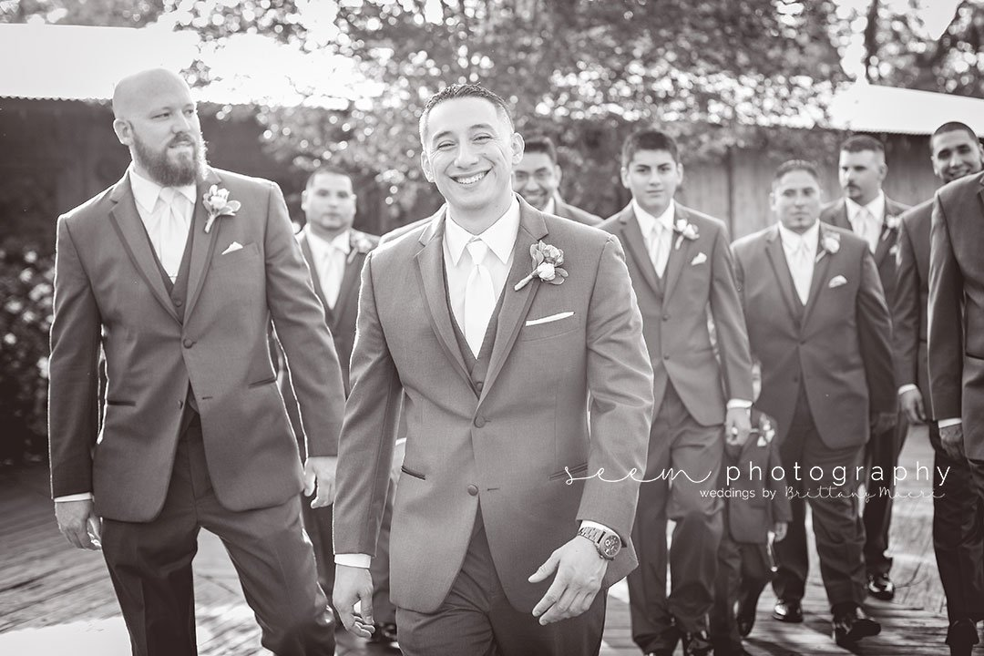 Houston Wedding Photographers SEEM photography Groom Group