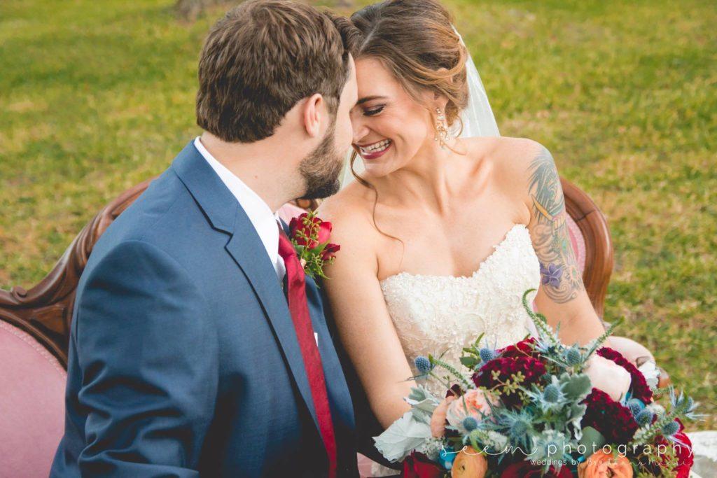 Houston Wedding Photographers SEEM photography Smiling Couple