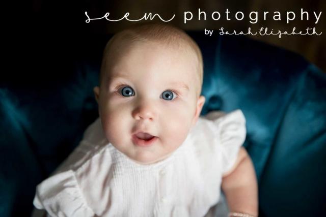 Houston Sitter Photographers SEEM photography Wide Eyes