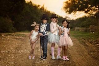SEEM photography Child Costume Group