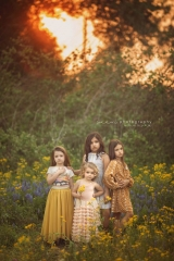 SEEM photography Children in Field